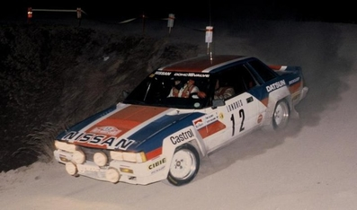 Timo Salonen - Seppo Harjanne