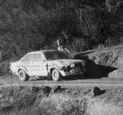 Ford escort argentina