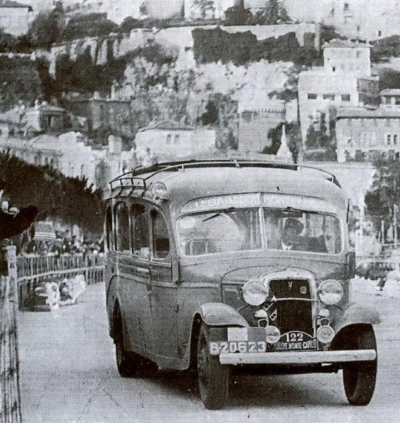 14º Rally de Monte Carlo (1935)