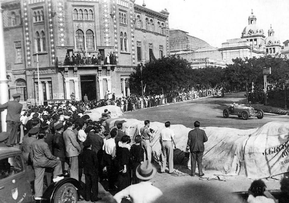 "6º Gran Premio Penya Rhin (""Montjuich"", 1935)"