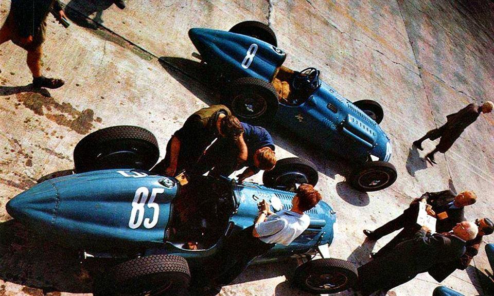14º GP de Alemania (1951)