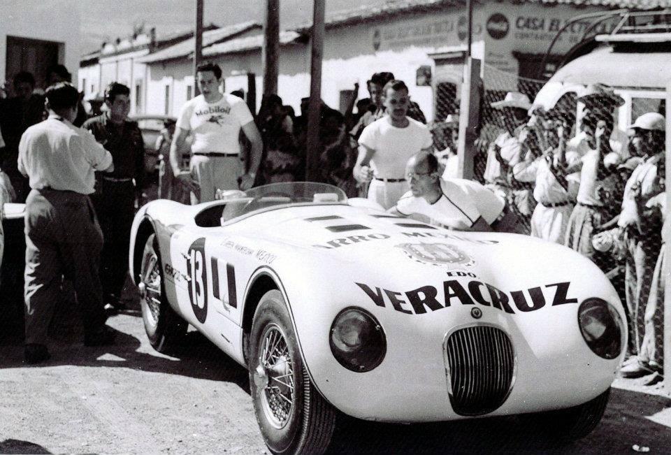 5º Carrera Panamericana (1954)