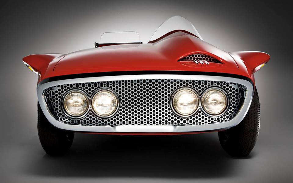 Plymouth XNR Concept