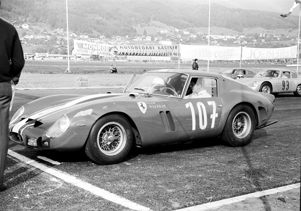 GP de El Tirol de GT (1962)