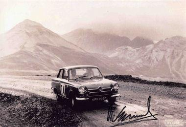 Vic Elford - David Stone