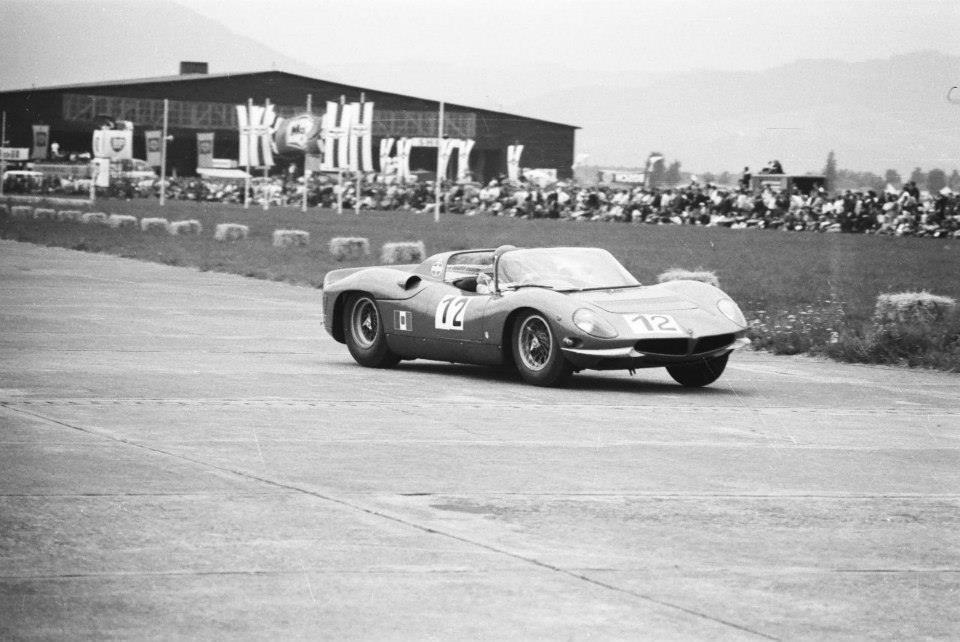 200 Millas de Zeltweg Gran Premio de Austria (1965)