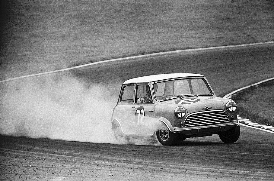 British Saloon Cars, GP Brands Hatch (1966)