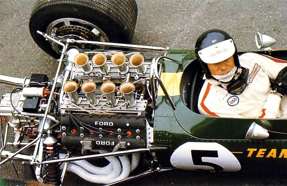 Gran Premio de Gran Bretaña 1967