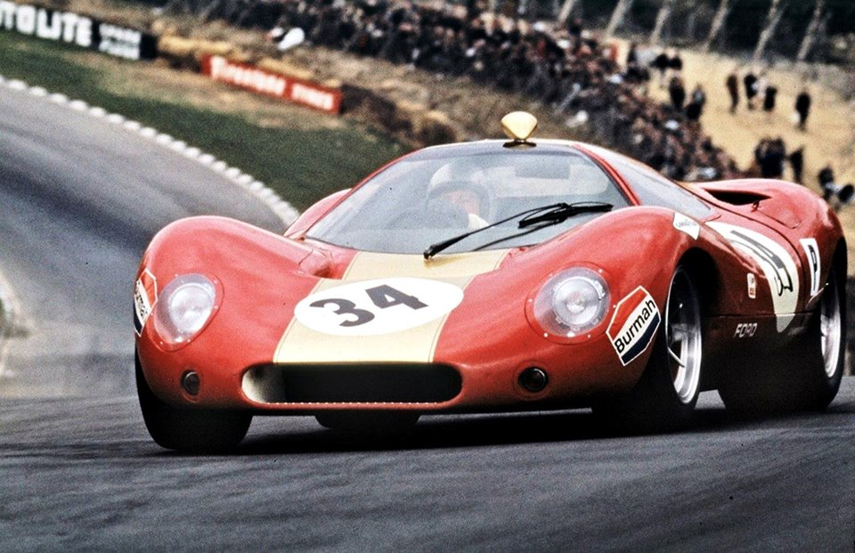 6 Horas de Brands Hatch (1968)