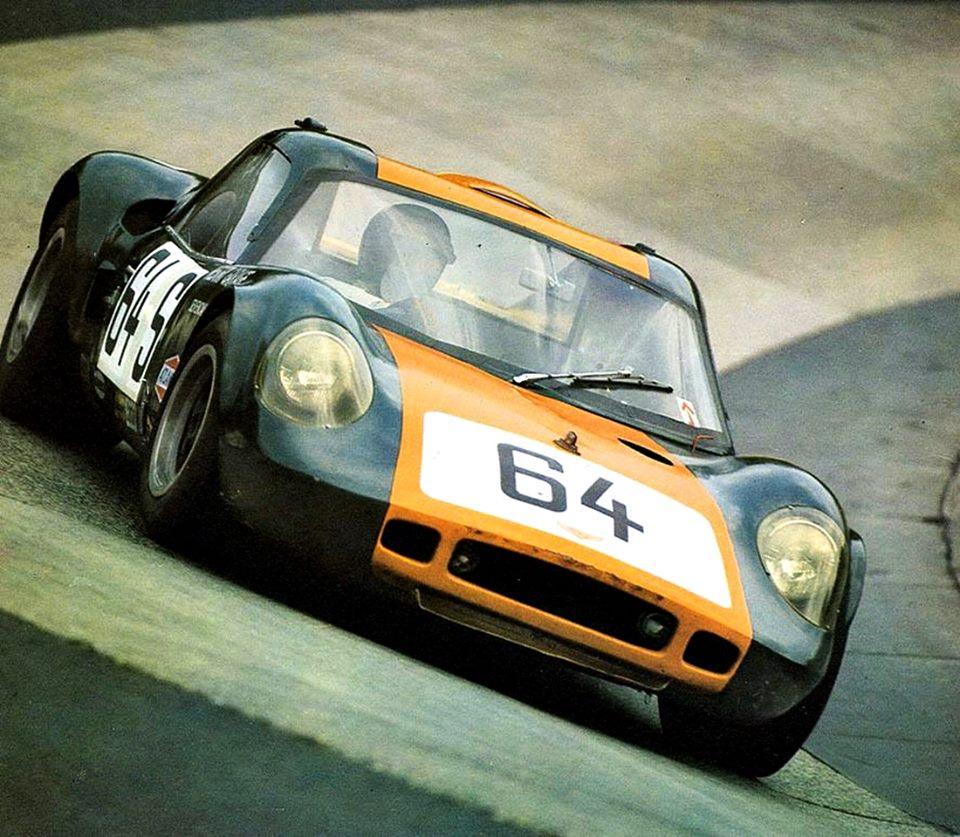 10º ADAC 500 Kilómetros de Nürburgring (1969)