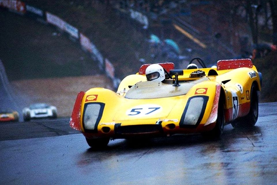 1.000 Kilómetros de Brands Hatch (1970)