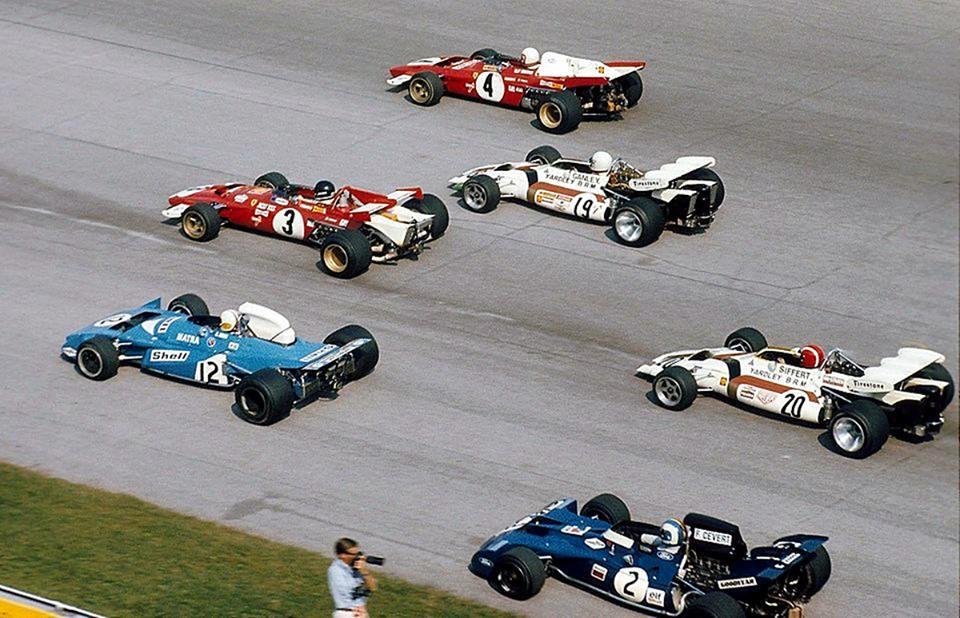 42º Gran Premio de Italia (1971)