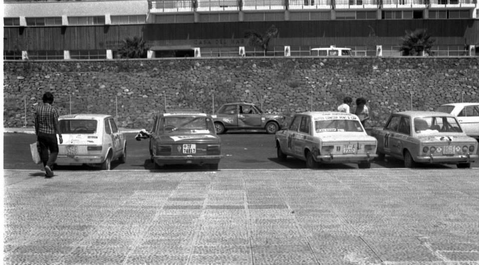 1º Rallye Islas Canarias (1973)