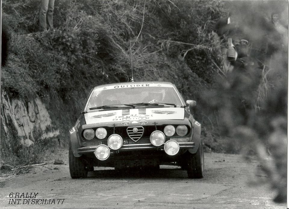 6º Rallye de Sicilia (1977)