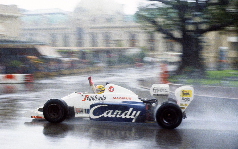 42º Gran Premio de Monaco (1984)