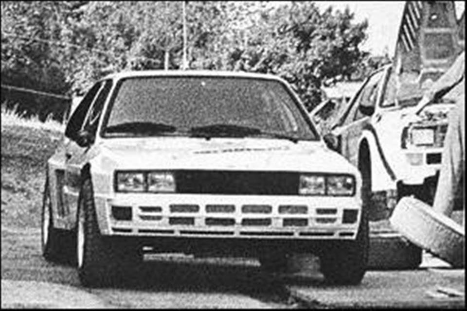 Audi Sport Quattro S2 (Gr.S)