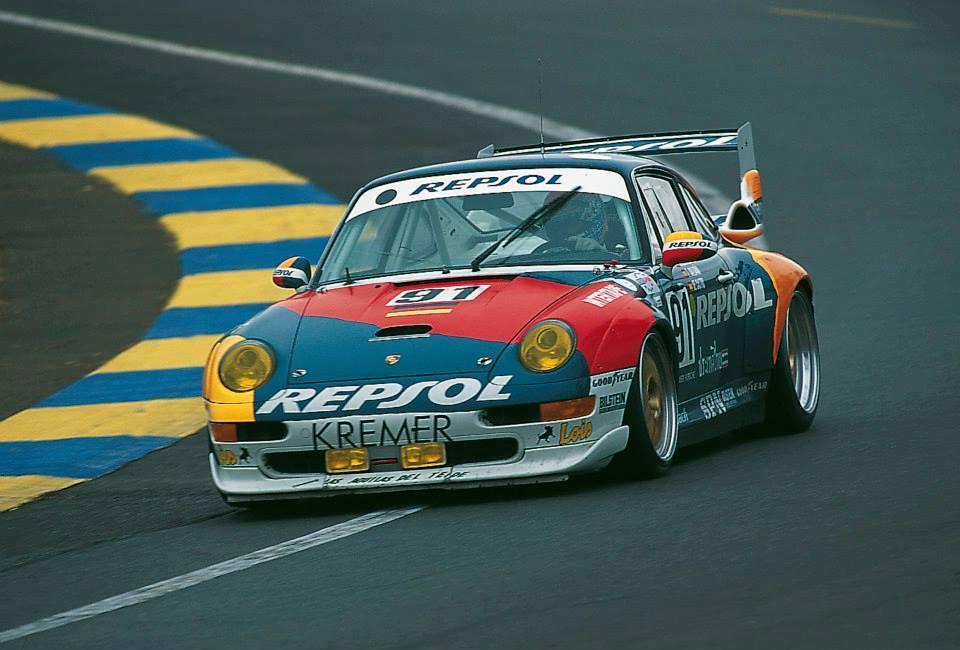 24 Horas de Le Mans (1995)