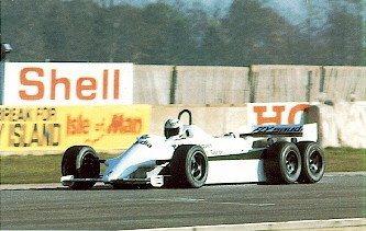 Los Formula I con 6 ruedas