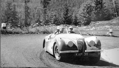 William A. McKenzie - Maurice Gatsonides