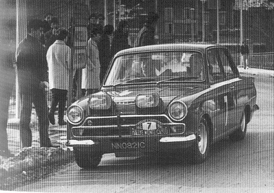 Peter Procter - David Mabbs