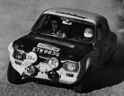 Tony Fall - Henry Liddon