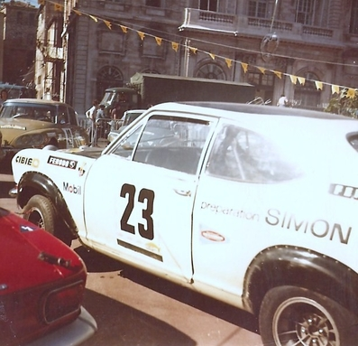 Jean Ragnotti - Pierre Thimonier