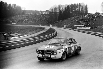 SALZBURGRING TROPHY 1971