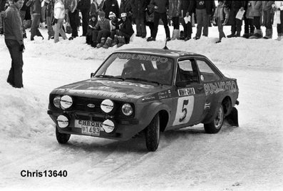 Ari Vatanen - David Richards