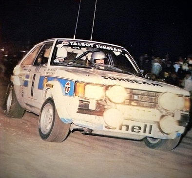 Henri Toivonen - Fred Gallagher
