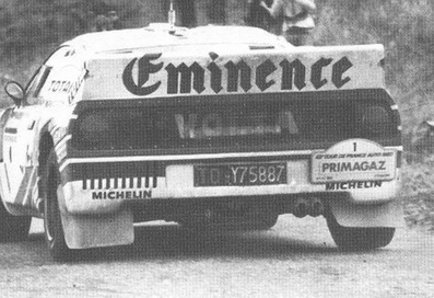 Bernard Darniche - Alain Mahé