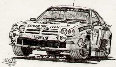 Opel Manta 400