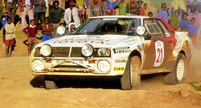 Juha Kankkunen - Fred Gallagher