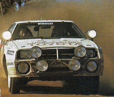 Björn Waldegård - Fred Gallagher