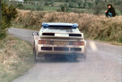 Mark Lovell - Peter Davis