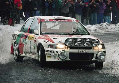Kenneth Eriksson - Staffan Parmander