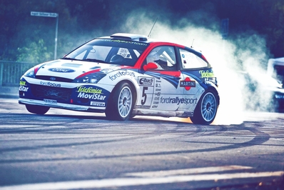 Colin McRae - Nicky Grist